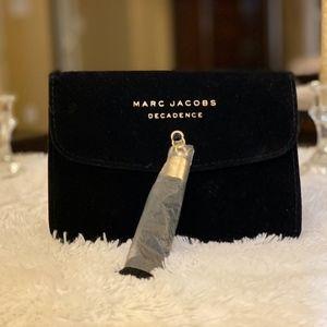 Marc Jacobs Velvet Tassel Clutch Bag